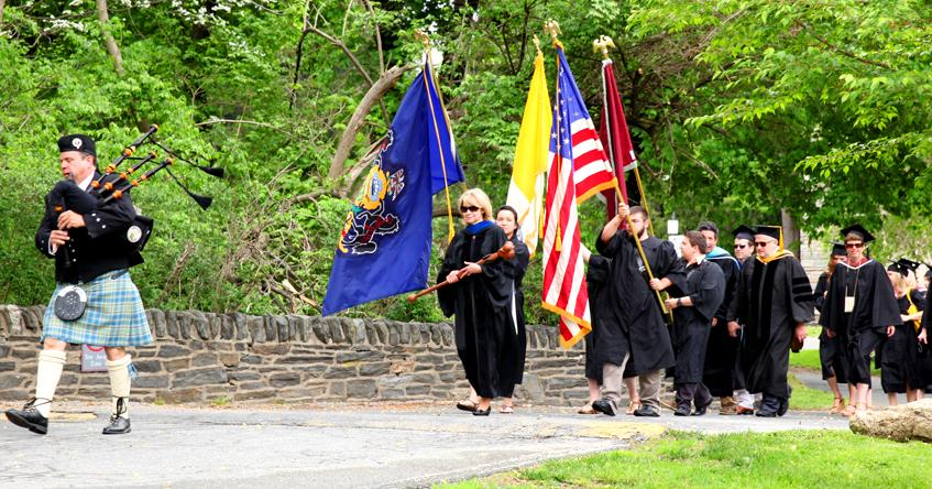 Commencement line up