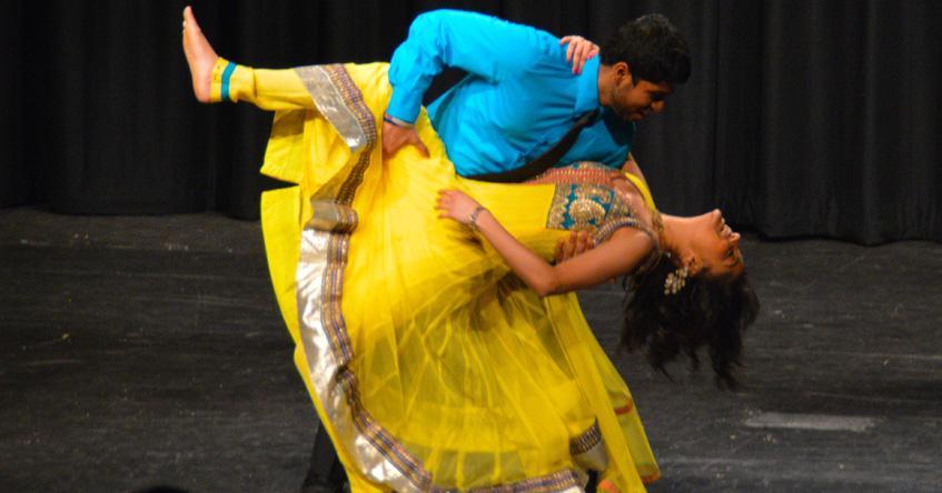 International Club dance