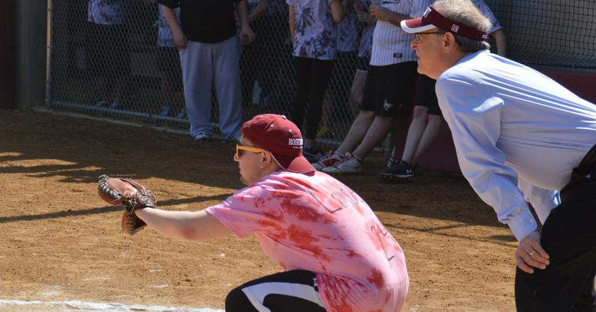 FAST (faculty, staff and administration) annual softball game