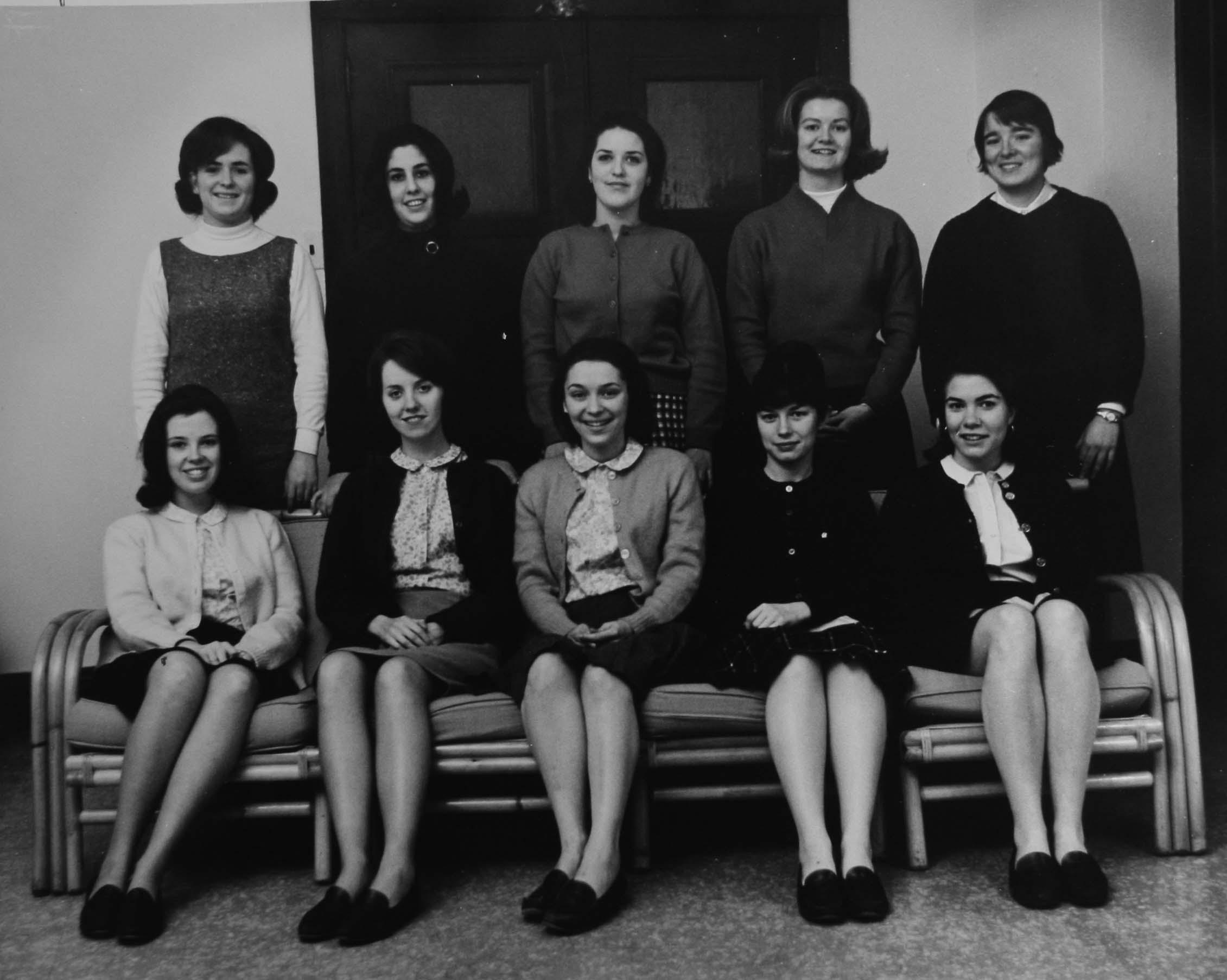 Young Democrats Club-1965