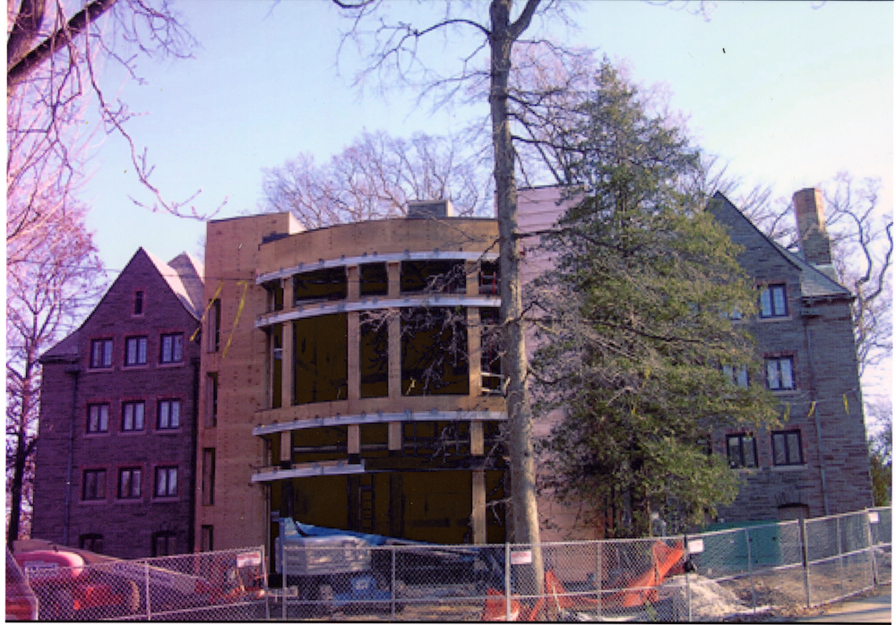 2005 construction of Connelly.