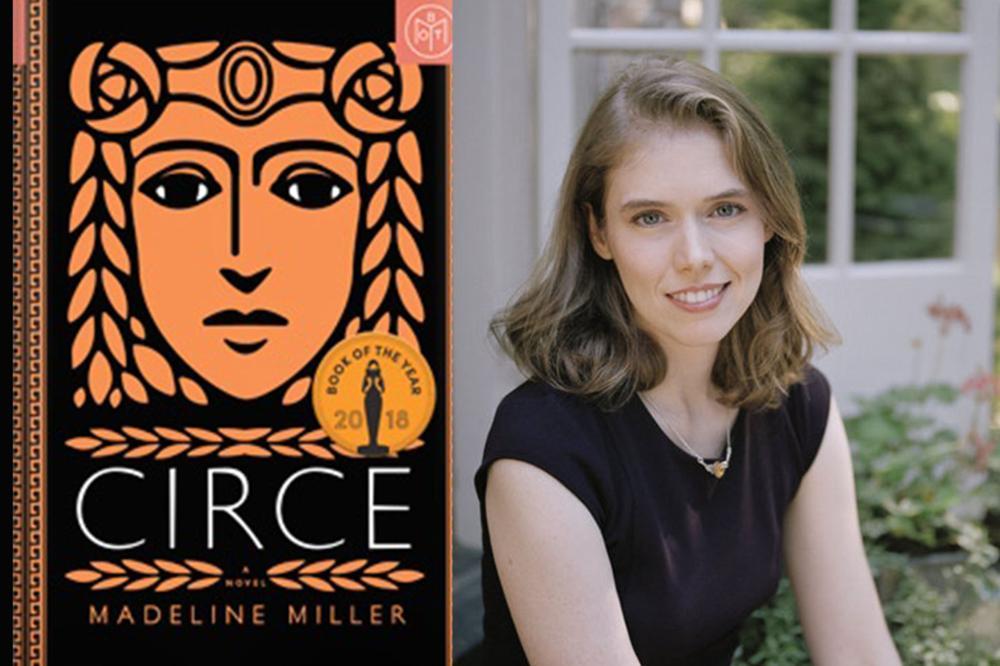 Madeline Miller to present Author Talk