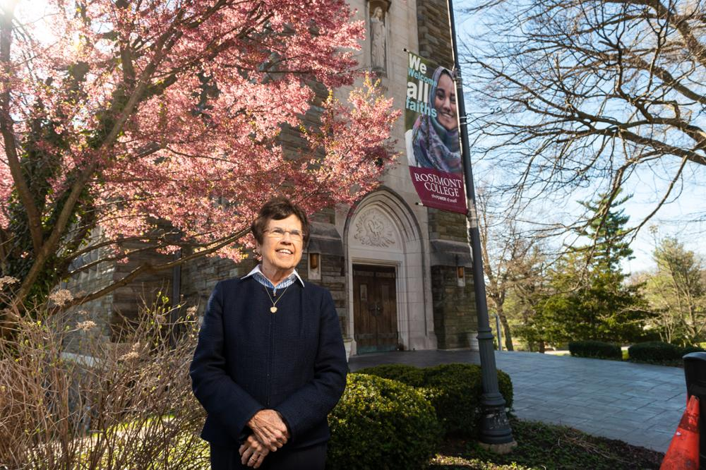 Sr. Jeanne Marie Hatch to Retire After 16 Years at Rosemont