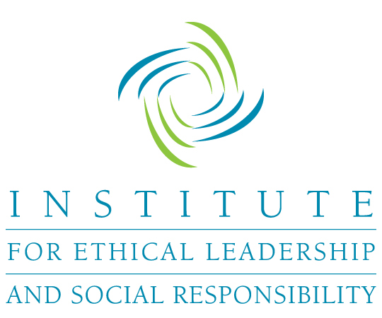 The Institute for Ethical Leadership and Social Responsibility Logo